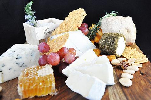Artisan Cheese and Crisps