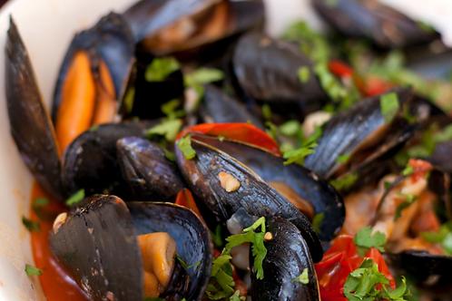 Prince Edward Island Mussels