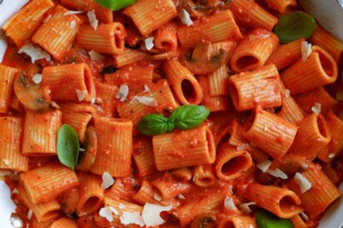 Rigatoni Filettto di pomodoro