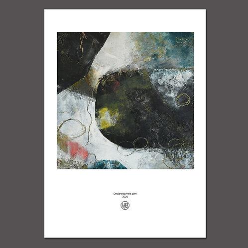 'Rock Cave' - A3 prints