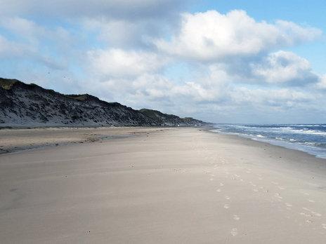 Westcoast of Jutland, Denmark