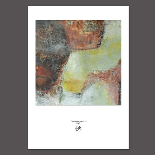 'Navigating' - A3 prints