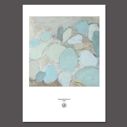 'Seaglass' - A3 prints