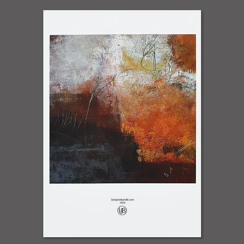 'Voyage' - A3 prints