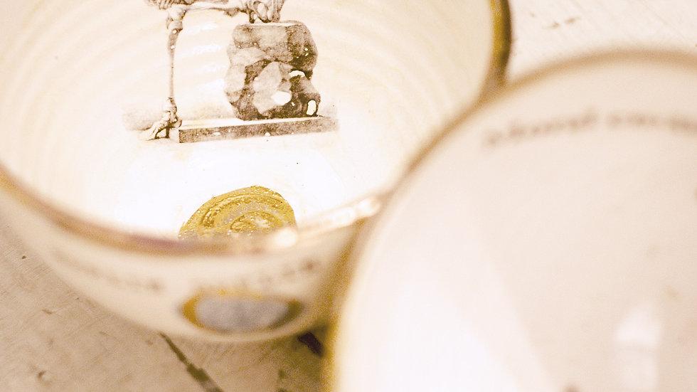 Ceramic cups / Vladislav Zaycev