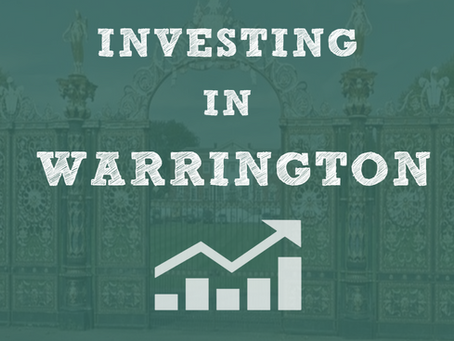 Should Your Next Investment Be In Warrington?