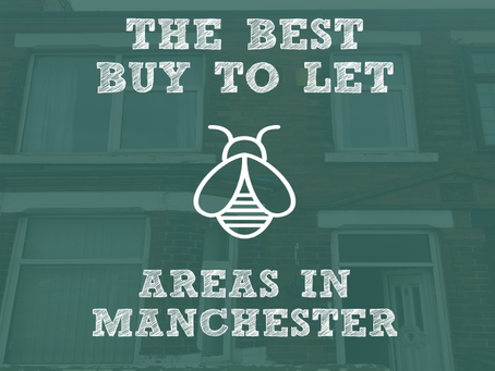 The Best Manchester Buy to Let Areas