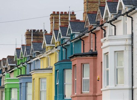 The 5 North West Boroughs With The Highest House Price Growth.