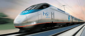 Proposed Hs2 Train
