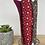 Thumbnail: Essuie tout lavable et réutilisable motifs tons rouge
