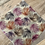 Thumbnail: Bee wrap/ film alimentaire réutilisable motifs feuilles