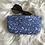 Thumbnail: Trousse / étui à lunettes en coton fleuri Léonie