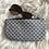 Thumbnail: Trousse / étui à lunettes en coton motifs éventails