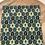 Thumbnail: Bee wrap/ film alimentaire réutilisable motifs plumes de paon
