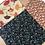 Thumbnail: Bee wrap/ film alimentaire réutilisable motifs fleuris