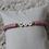 Thumbnail: Bracelet Mum rose