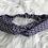 Thumbnail: Headband / bandeau en coton à motifs colorés