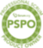 Professional Scrum Product Owner - PSPO
