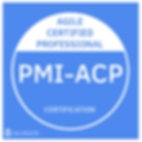 Agile Certified Professional - PMI ACP