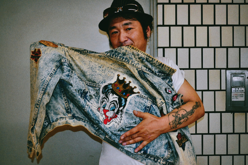MODEL / RYUJI IWAI PHOTO / H