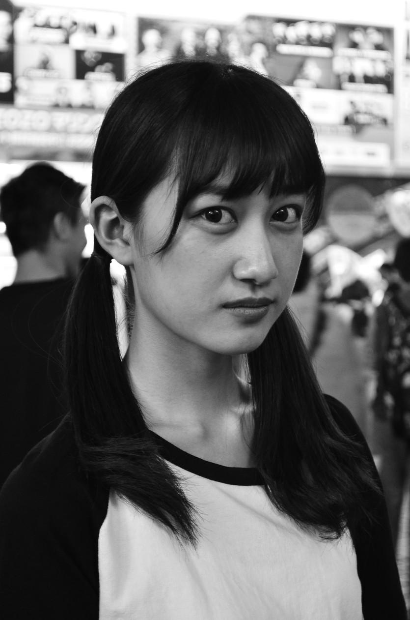 MODEl / SHIBUYA GIRL PHOTO / H