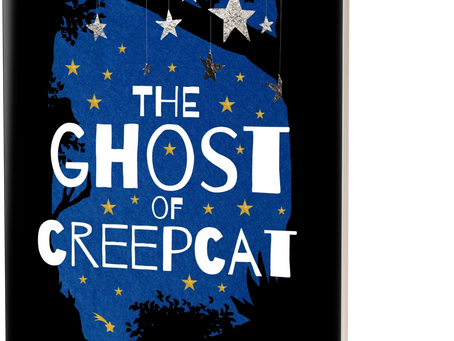 New Short Story: The Ghost of CreepCat