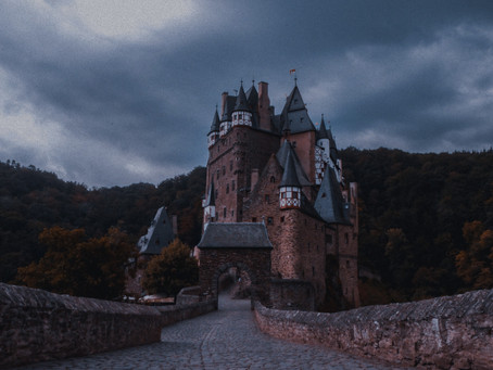 Castles, Orphans, Dragons & Maybe Poltergeists