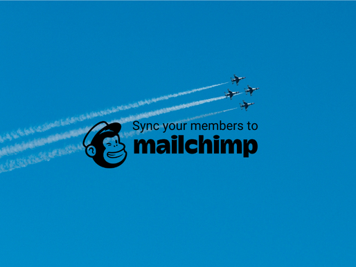 Integrating with more group services, starting with Mailchimp