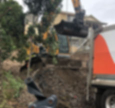 Excavtions, Excavator, RTW,