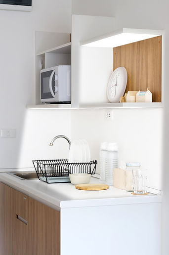 LiteShelf Inset Compact Kitchen