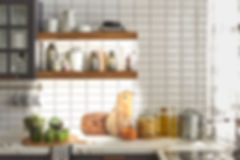 LiteShelf Floating Kitchen Spice Shelf