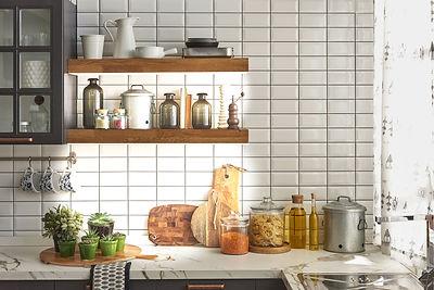 LiteShelf Floating Kitchen Spice Shelf