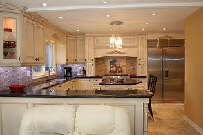 LiteShelf Inset Kitchen Counter