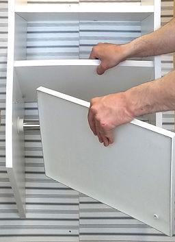 LiteShelf Classic Tutorial Replace Shelf
