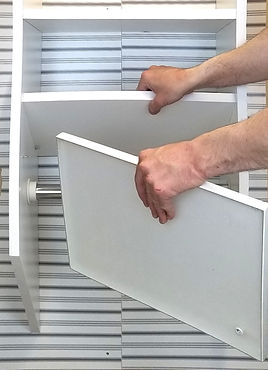 LiteShelf Classic Tutorial Replace Shelf