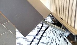 LiteShelf Floating Step 3 Insering Shelf