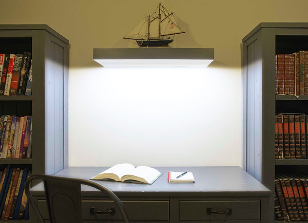 LiteShelf Floating Homework Desk