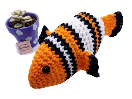 Something Fishy - FREE Pattern