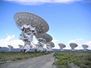 VERY LARGE ARRAY(VLA)TELESCOPE