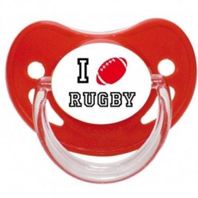 Tétine Rugby