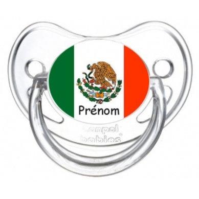 Tétine Mexique