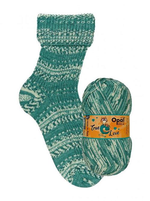 Opal True Love - Sockenheldin