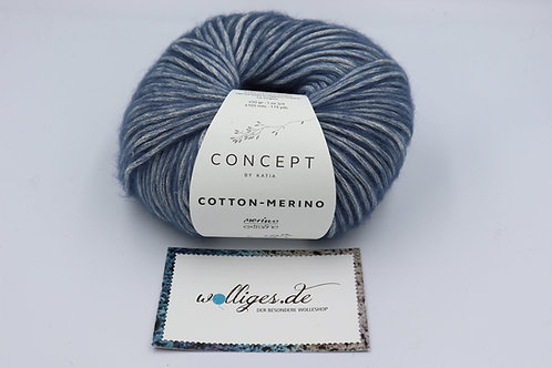 Cotton-Merino 115 - Jeans