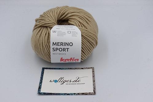 Merino Sport 9 beige