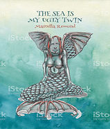 poetry book mermaid sea