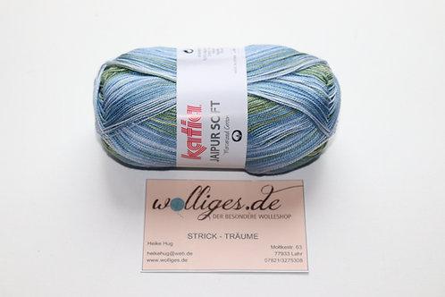 106 - Blau-Grün-Zitronengelb