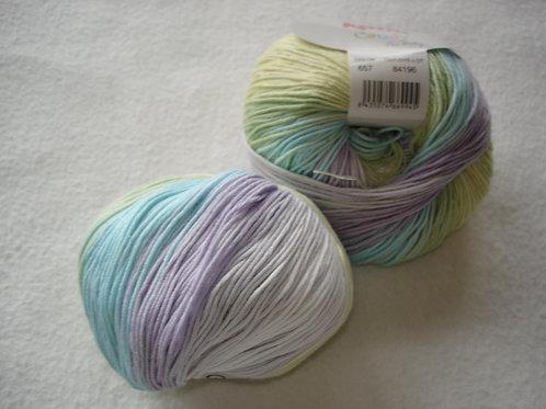 Candy flieder/mint/kiwi/gelb 657