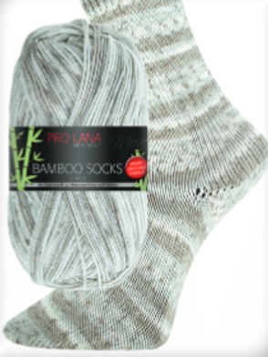 Bamboo Socks taupe Nr.958