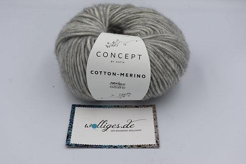 Cotton-Merino 106 hellgrau