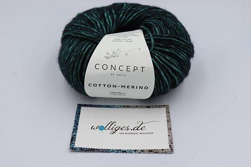 Cotton-Merino 056 smaragd